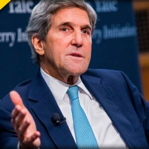 John Kerry's Newest Spaz over Climate Change is Just Pure Nonsense