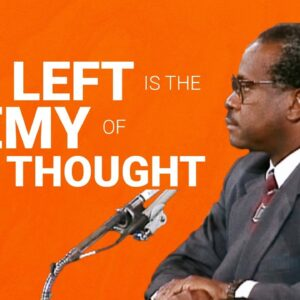 Justice Clarence Thomas: The Left Is The Enemy Of Free Thought