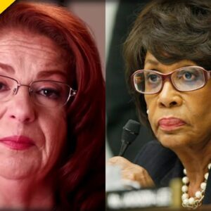 Wife of Murdered Black Police Officer LASHES Out at Maxine Waters and Dems Pushing Violence