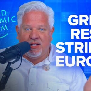 The Great Reset TAKES HOLD in Europe: Businesses May Be Forced To Comply | The Glenn Beck Program
