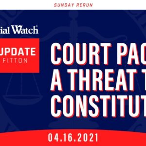 Hold Schiff Accountable, Left Pushes Reparations, Court Packing a Threat to Constitution, & MORE!