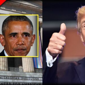 LIKE A BOSS! Trump OFFICIALLY Puts Obama to Shame! - LOOK!