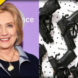 Hillary Clinton is Back and Now She's Going Crazy about the 2nd Amendment