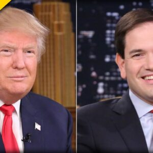 Marco Rubio Spills the Beans on a Possible Trump 2024 Campaign