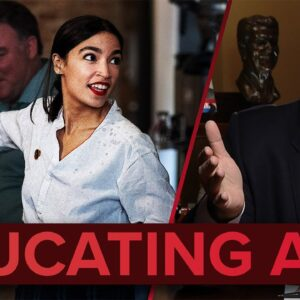 """Mark Levin Educates AOC on What """"Justice"""" Really Is"""