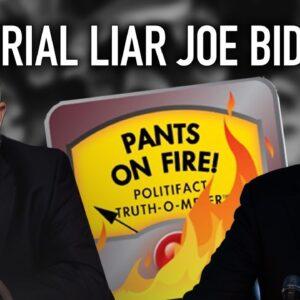Mark Levin: Joe Biden is a Serial LIAR