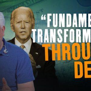 Biden Planning on Using MASSIVE Debt To 'Fundamentally Transform' America   The Glenn Beck Program