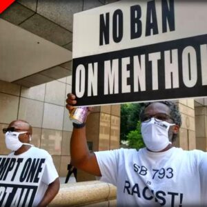 Menthol Cigarettes are Racist Now! (No, seriously, they are)