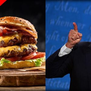 MEATLESS AMERICA! Biden's Coming For Your Grill With His Plan To Save the planet from Certain DOOM