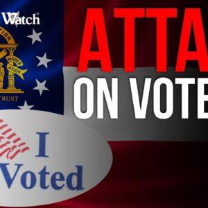 MLB, Coca-Cola & Delta Attack Voter ID!