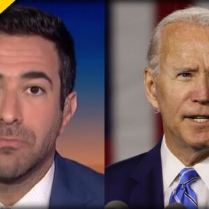 MSNBC Host ADMITS Biden's Worst Mistake Right Out of the Gate as POTUS