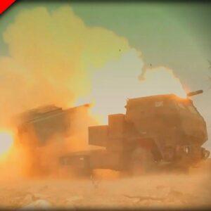 BREAKING: U.S. Army SNEAKS Long-range Rockets Near Russia as MASSIVE Arms Build Up Echos War Coming