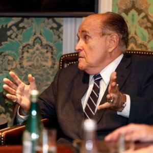 FBI Raids Manhattan Apartment Of Rudy Giuliani, Confiscates Cell Phones, Laptops, Etc.