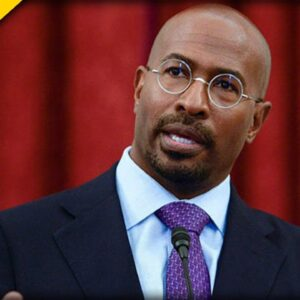 Van Jones on CNN Just Made it CRYSTAL CLEAR Who's Side He's on When it Comes to Police