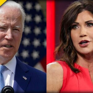 SD Gov. Noem Has a Simple Message For Joe Biden on Accepting Illegal Immigrants