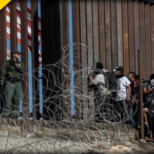 Out of Control: CBP Releases UNREAL New Border Crossing Data for March 2021