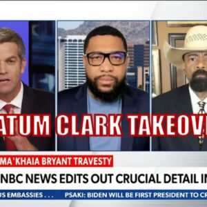 Officer Tatum and Sheriff Clark LEAVES NOT DOUBT about Ma'Khia Bryant