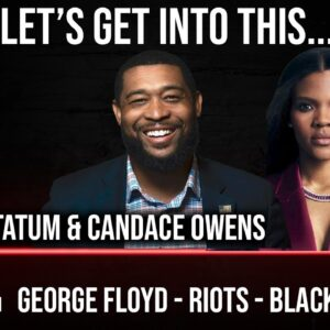 Officer Tatum & Candace Owens Breaks Down Issues in Black America