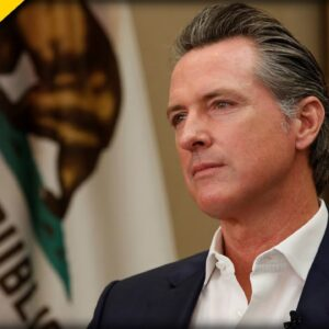 PATHETIC. CA Gov. Newsom FANS the Flames for More BLM Violence