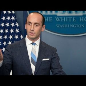 Trump Policy Advisor Stephen Miller Launches 'America First Legal' To Resist Radical Left Agenda