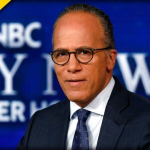 """Liberals PRAISE NBC Host Lester Holt after He Claims that Fairness is """"Overrated"""""""
