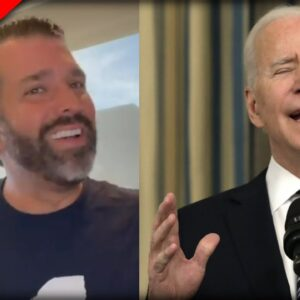 BOOM! Don Jr BURNS DOWN Biden White House after they ADMIT His Dad Was DEAD RIGHT