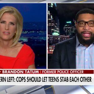 Officer Tatum BLASTS Makiyah Bryant AND LeBron James Tweet on Laura Ingraham