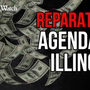 Radical Reparations Agenda in Illinois--Judicial Watch Sues!