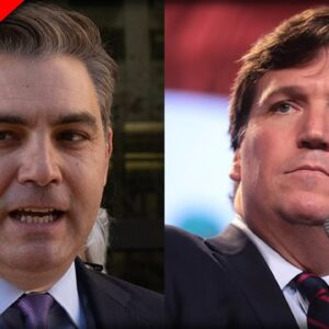 RUTHLESS. As CNN Craters Desperate Jim Acosta Attacks Tucker Carlson in Shocking New Low