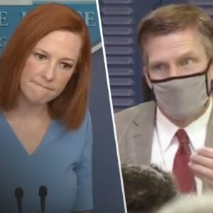 Reporter OWNS Psaki on Abortion… She Gets Nasty and Tries To Move On