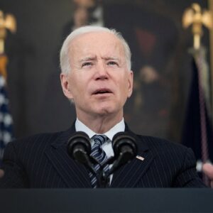 "Biden Doubles Down on Praising MLB for Boycotting Georgia for ""Jim Crow"" Voting Laws"