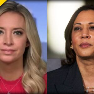 BRUTAL! Kayleigh Rips Kamala Harris To Pieces For Doing NOTHING To Fix Biden Border Crisis