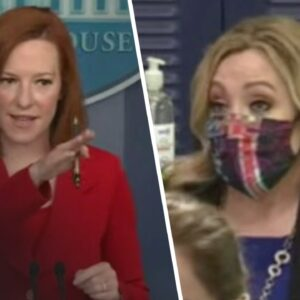 Press Sec. Gets NASTY When Reporter Asks Question She Doesn't Want To Answer