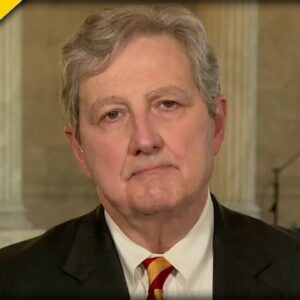 Sen. John Kennedy Has a Message for All Anti-Cop Liberals