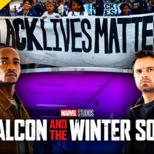 Disney's Woke Plan for The Falcon And The Winter Soldier Did Not End Well