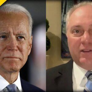 Steve Saclise Goes OFF on Joe Biden after Visiting the Border