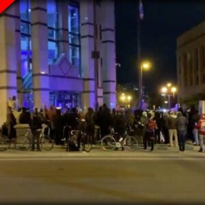 STOP! BLM descends on Columbus After Shooting Death of 15-Year-Old