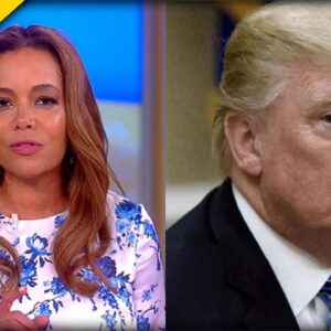 Sunny Hostin's Latest Attack on Trump PROVES She's Suffering from TDS