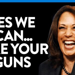 Kamala Was Right: Biden Executive Actions on Guns Revealed | DIRECT MESSAGE | Rubin Report