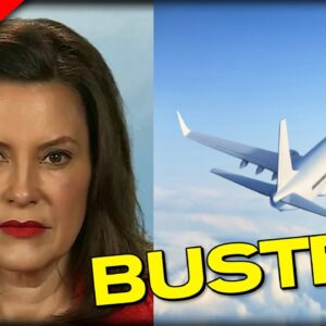 Gov. Whitmer CAUGHT Red Handed Breaking Own Rules - What She did is UNFORGIVABLE