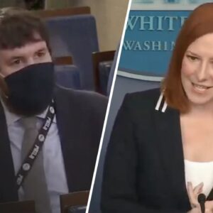 Press Sec. Gets NASTY When Reporter Gets Aggressive With Question She Clearly Hates
