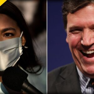 Tucker Carlson Has PERFECT Response to AOC's thoughts on the Border