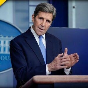 John Kerry Returns to the White House with Pathetic Message for Blue Collar Workers