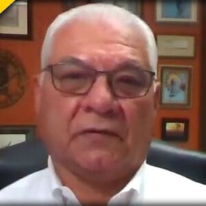 TX Dem Border Sheriff is BEYOND Fed Up with Biden's Border Crisis