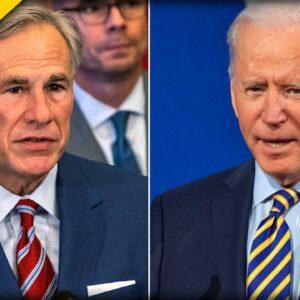 TX Gov. Greg Abbott Vows to Fight Biden's Gun Control Measures