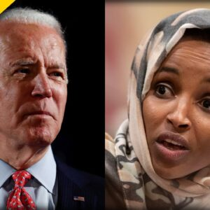 UH-OH! Joe Biden Just Lost Ilhan Omar's Support