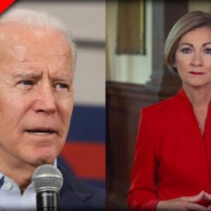 NO DEAL: Iowa Governor STOPS Biden Cold After Learning Where He Wants To House llegals