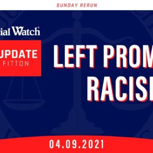 Where's Hunter? Left Promotes Racism, Capitol Riot Cover-Up