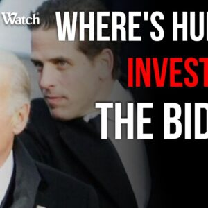 Where's the Special Counsel for Biden Corruption!