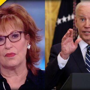 WHOA! Joy Behar TURNS on Biden - She went there